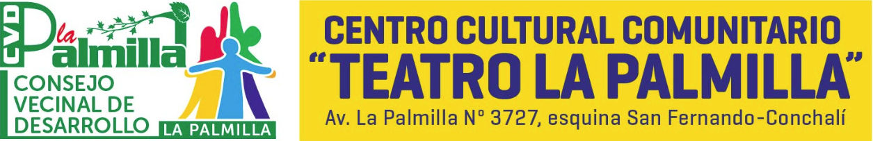"""Centro Cultural Comunitario """"Teatro La Palmilla"""""""